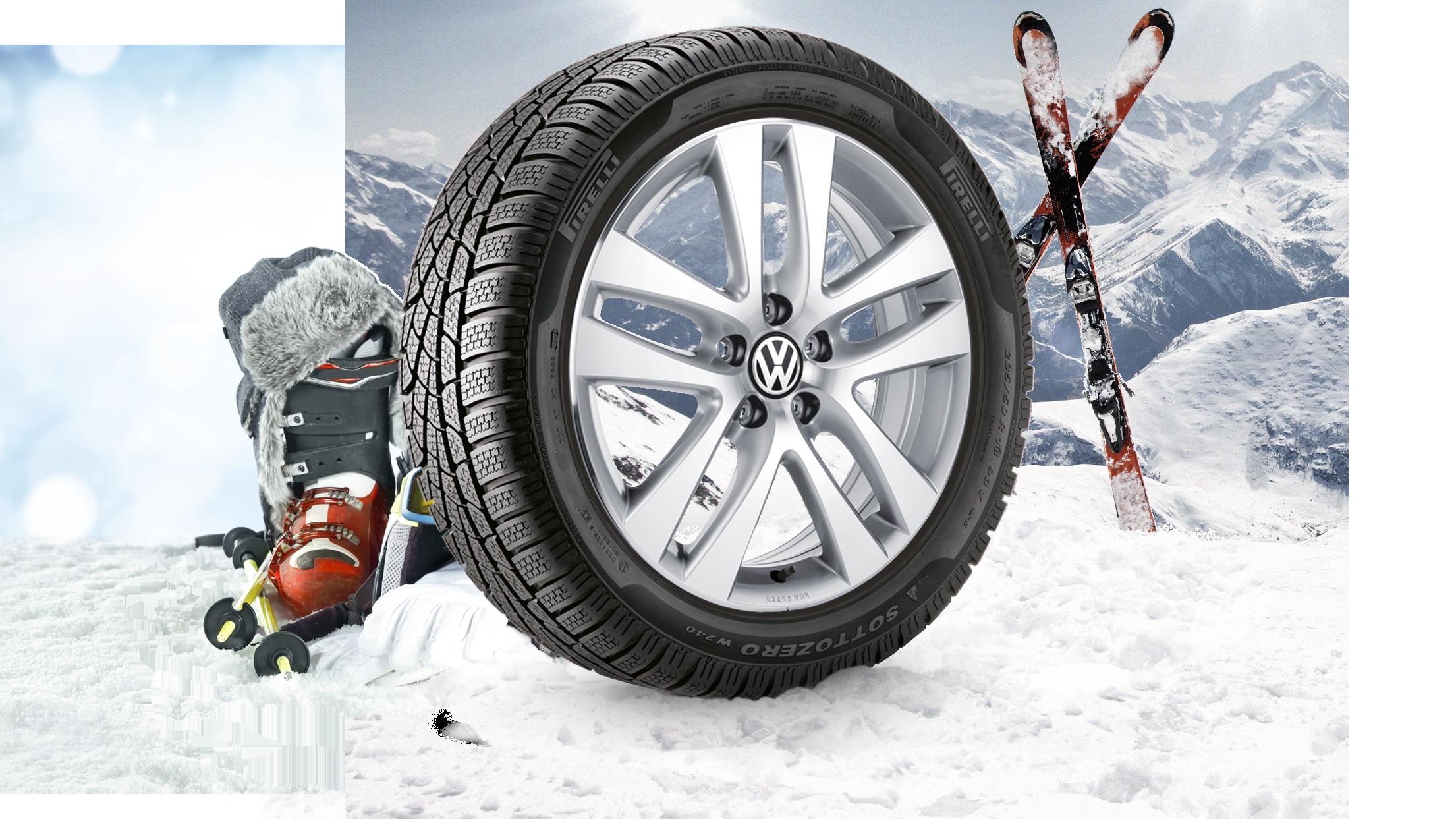 L'importanza dei pneumatici invernali durante i mesi più freddi