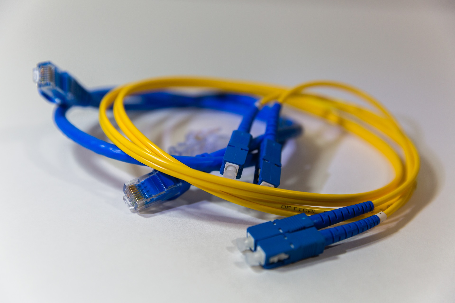 ADSL e Fibra Ottica